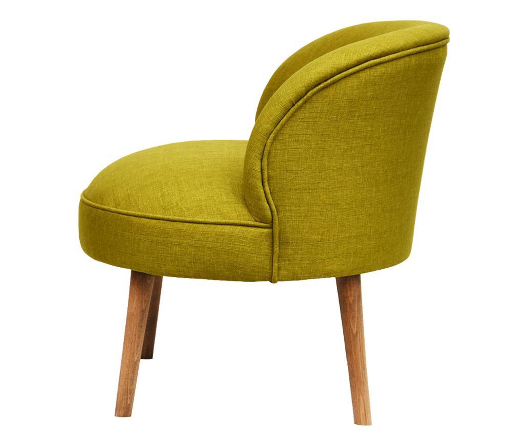 Sonja Pistachio Green Fotel