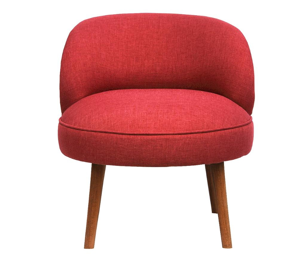 Sonja Brick Red Fotel