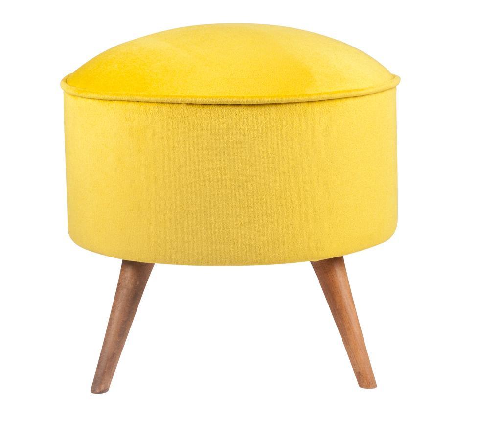 Scaunel Buena Park Mustard Yellow
