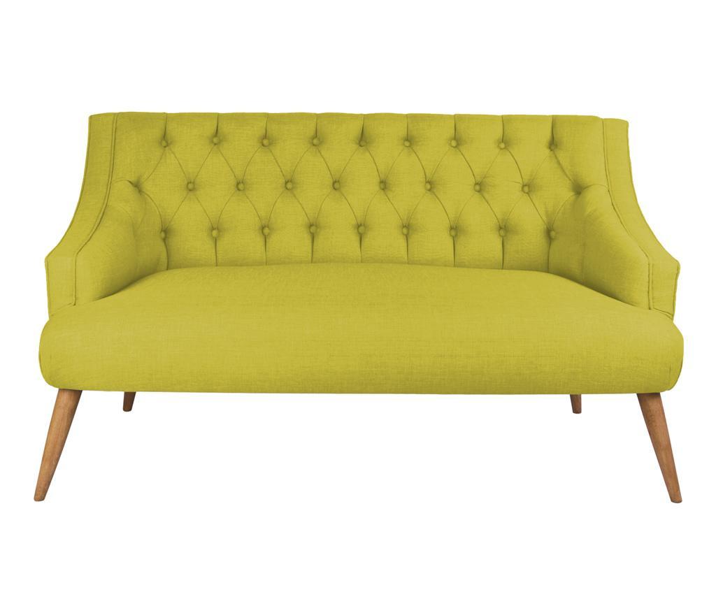 Penelope Pistachio Green Kétszemélyes kanapé