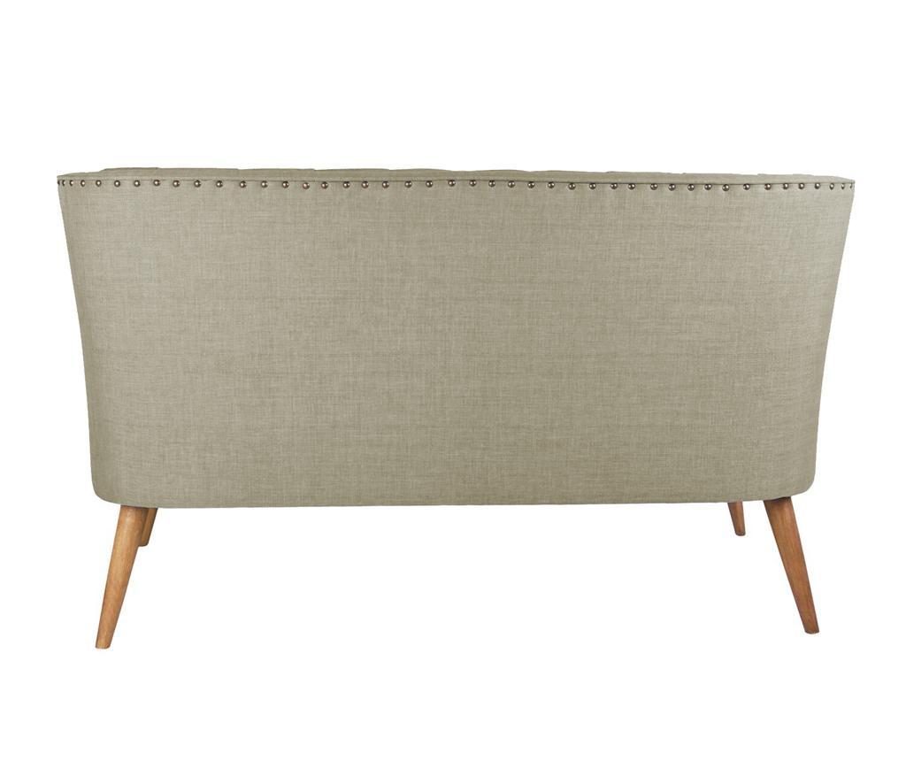 Penelope Grey Kétszemélyes kanapé