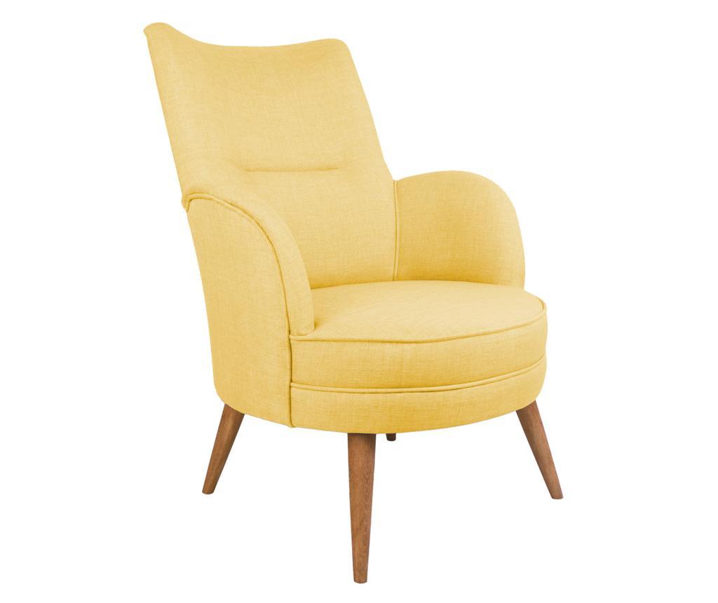 Myles Yellow & Gold Fotel