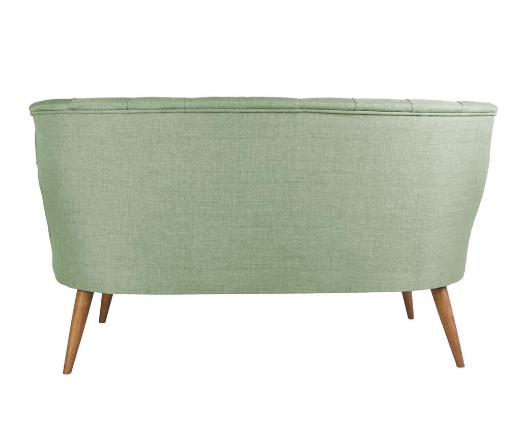 Sophia Petrol Blue Kétszemélyes kanapé
