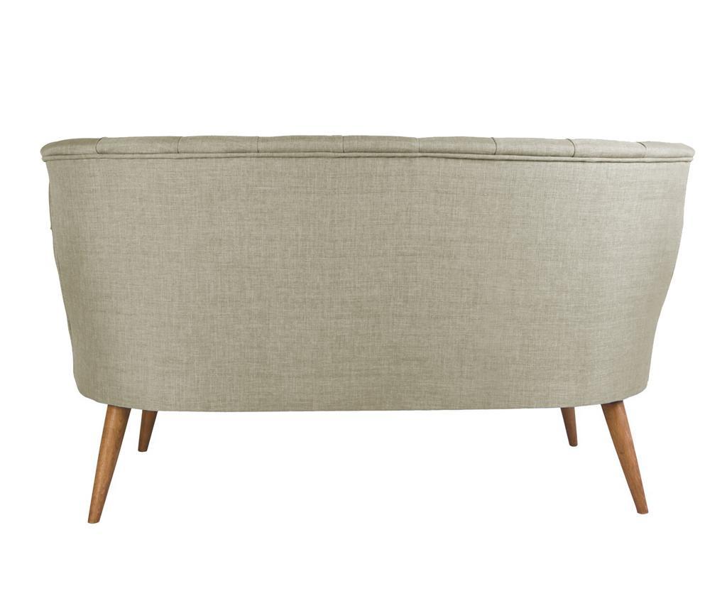 Sophia Grey Kétszemélyes kanapé