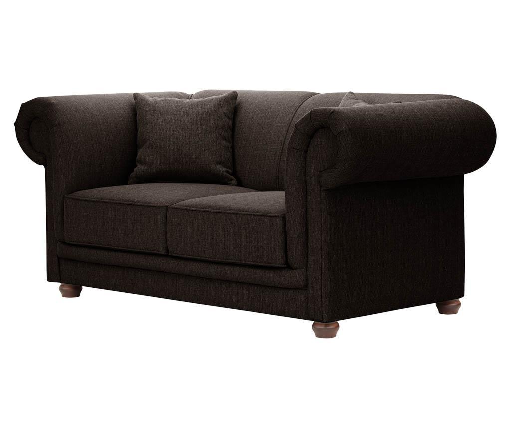 Canapea 2 locuri Aubusson Hazelnut