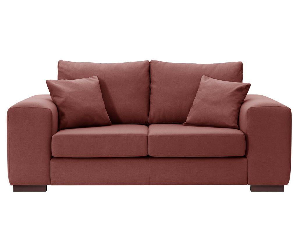 Canapea 2 locuri Caban Brick Red