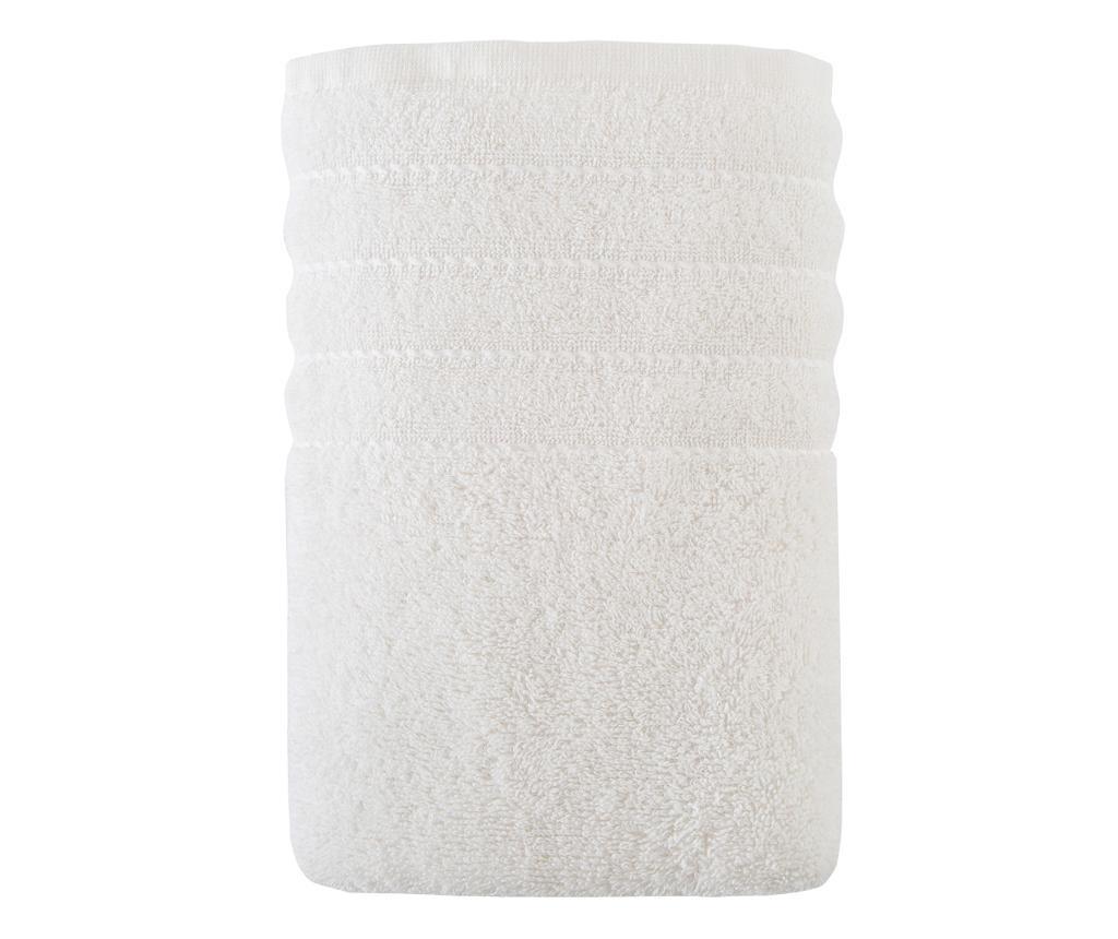 Alexa Cream Fürdőszobai törölköző 90x150 cm