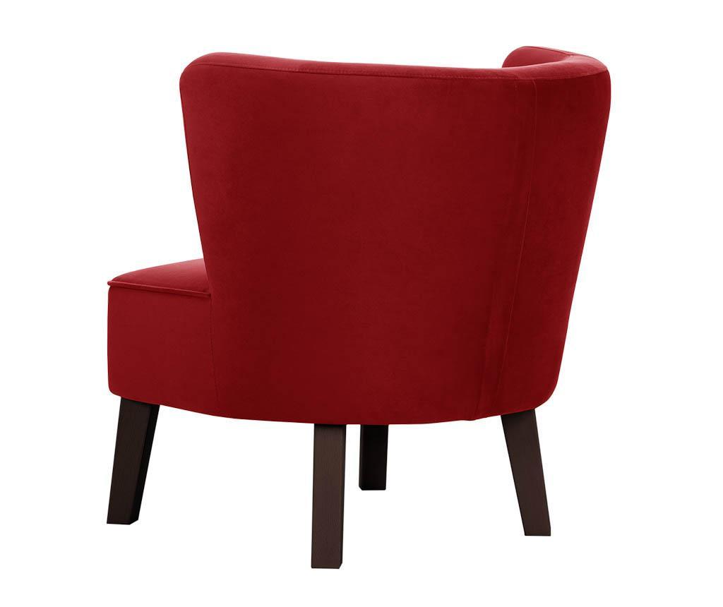 Fotelj Organza Red