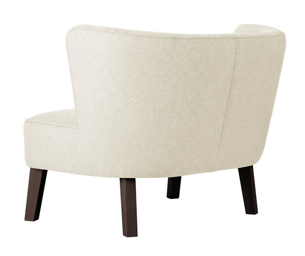 Canapea 2 locuri Percale Cream