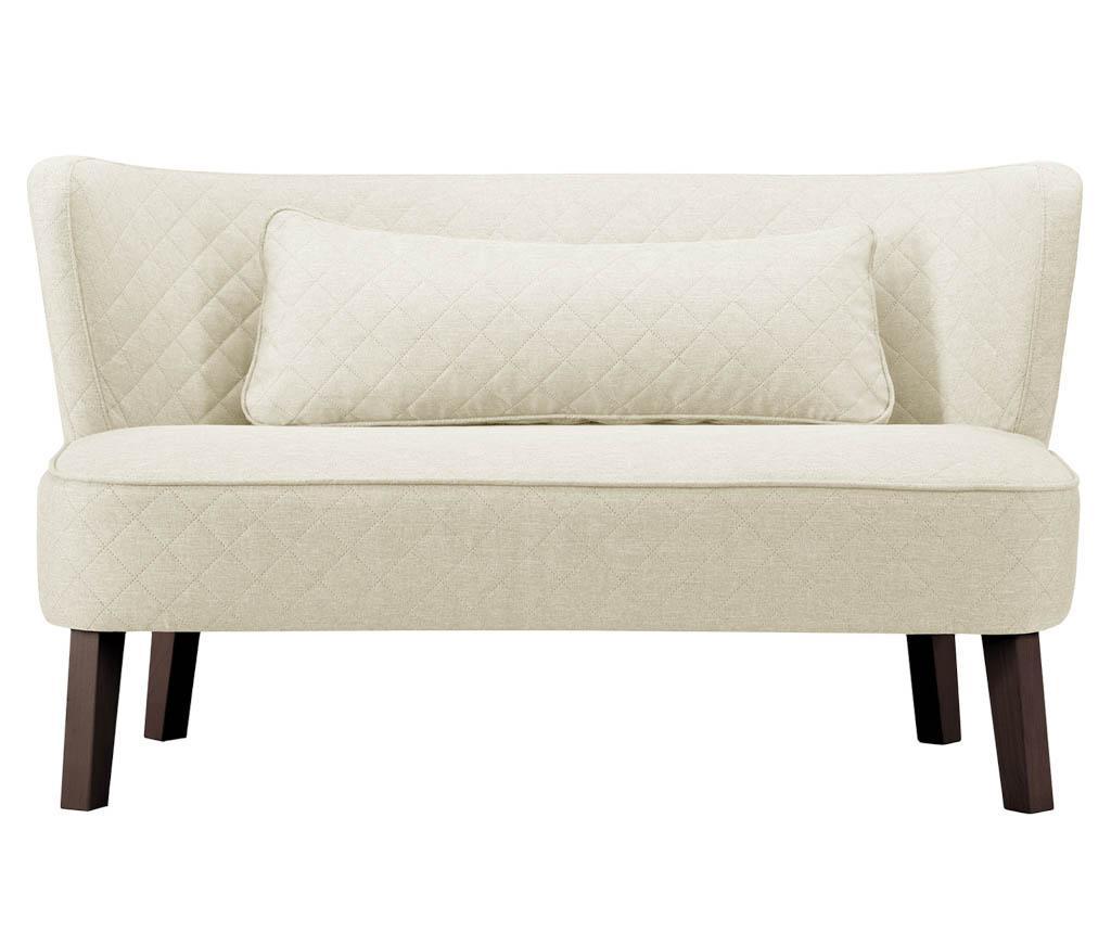 Canapea 3 locuri Percale Cream