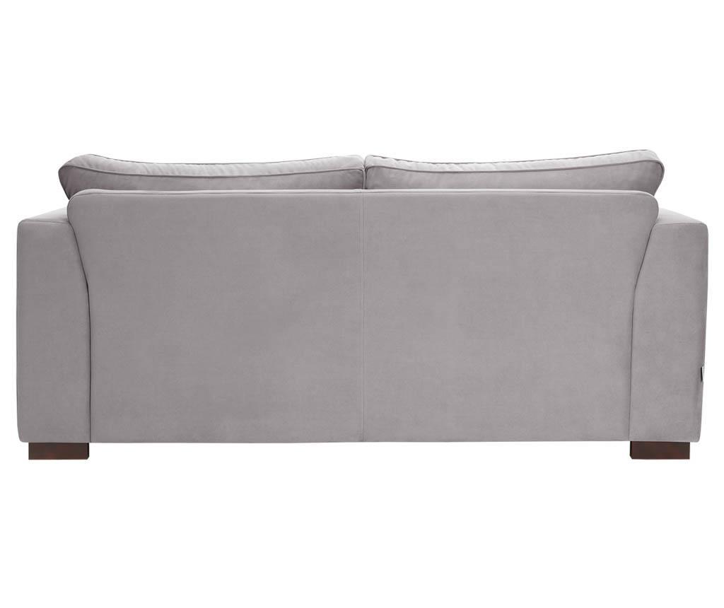 Canapea 3 locuri Taffetas Lavender