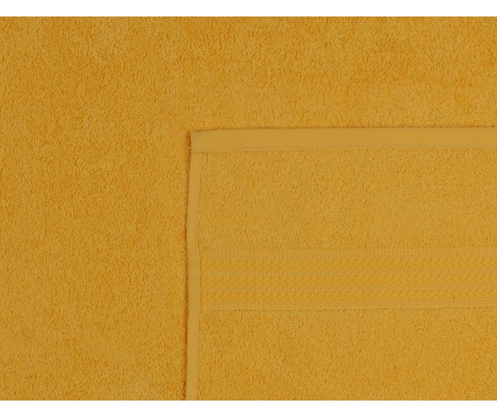 Prosop de baie Rainbow Dark Yellow 70x140 cm