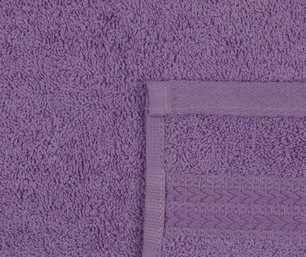 Rainbow Lilac Fürdőszobai törölköző 50x90 cm
