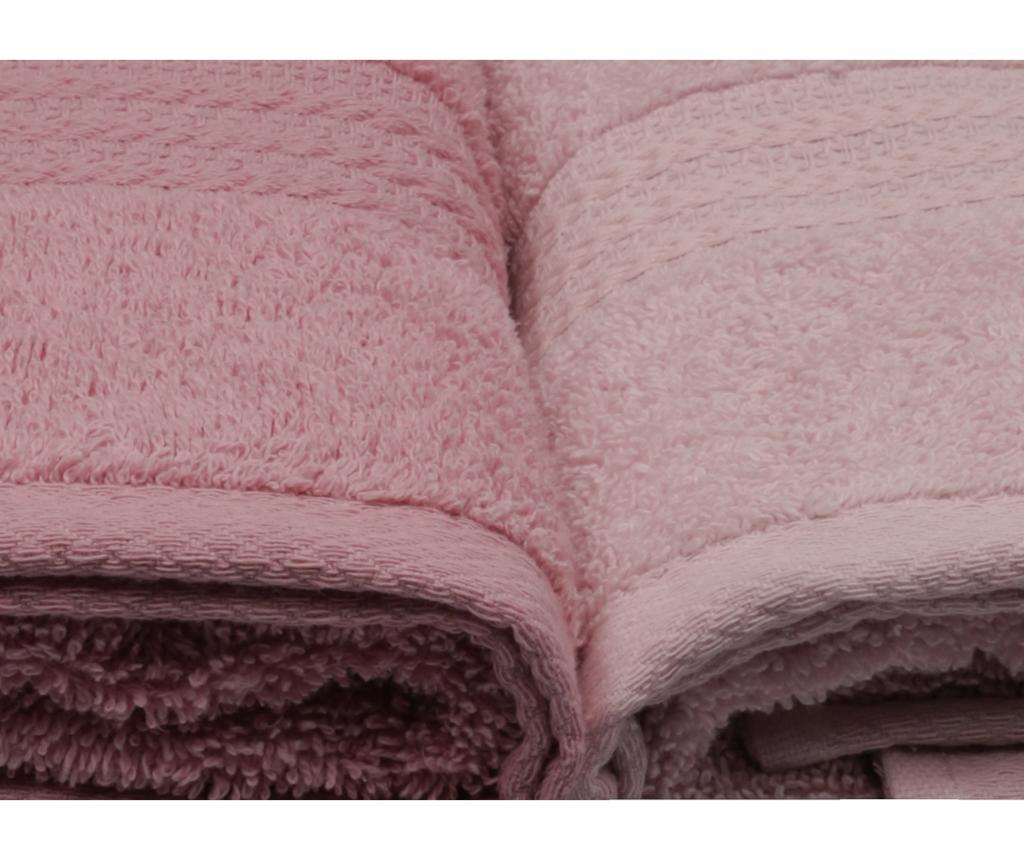 Sada 4 uterákov Rainbow Dusty 50x90 cm