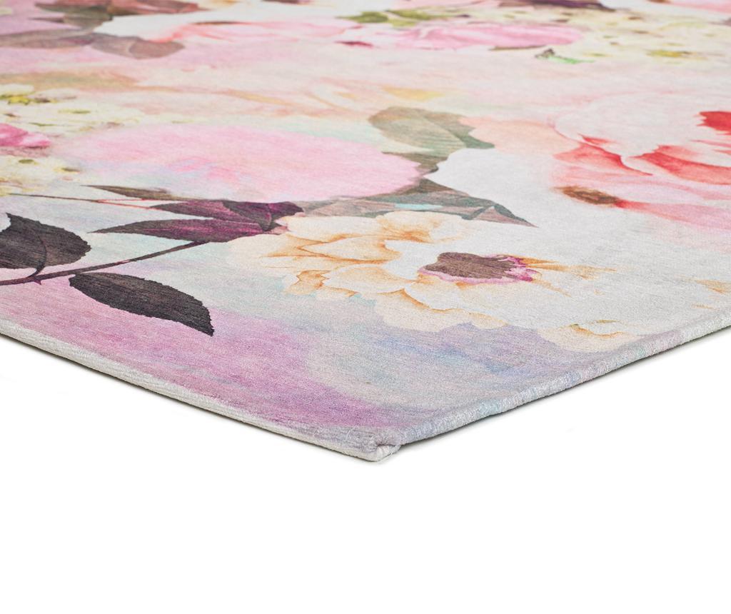 Chenille Flowers Szőnyeg 120x170 cm