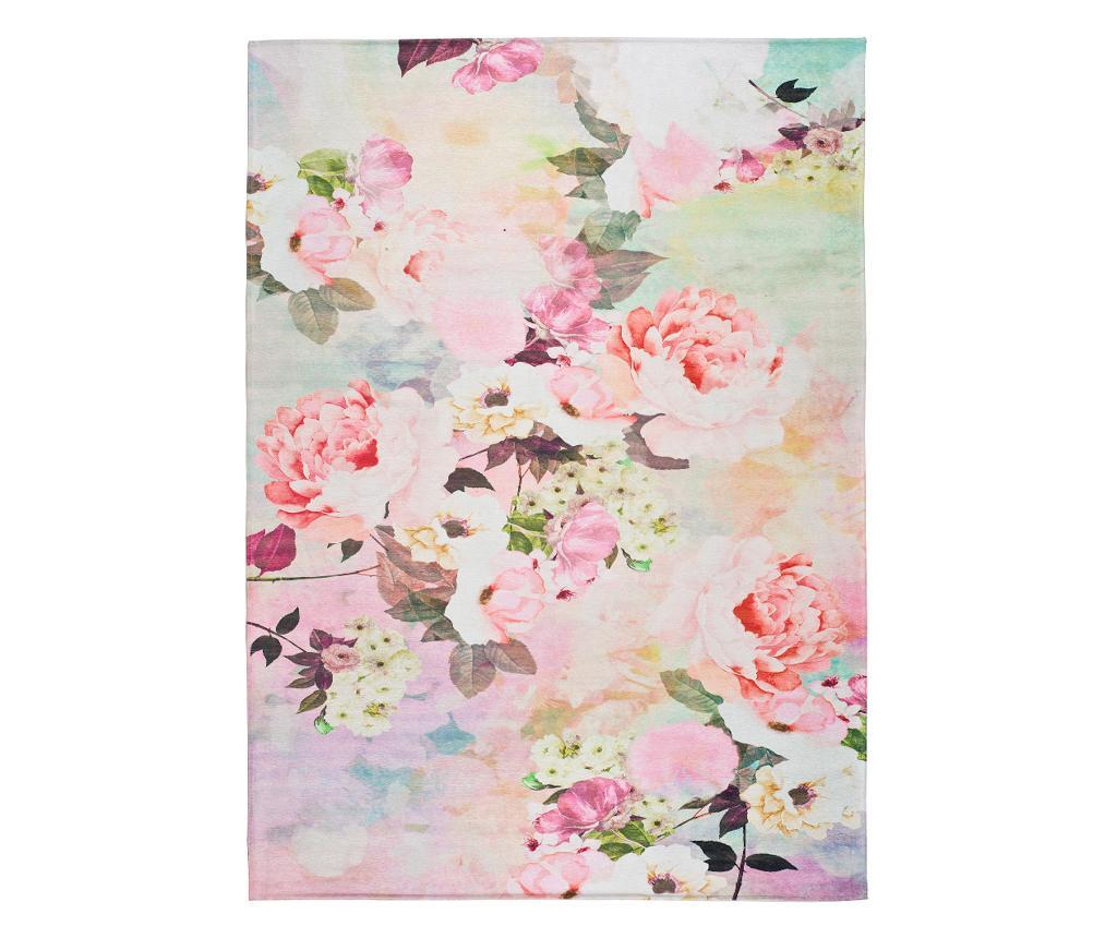 Килим Chenille Flowers 160x230 см