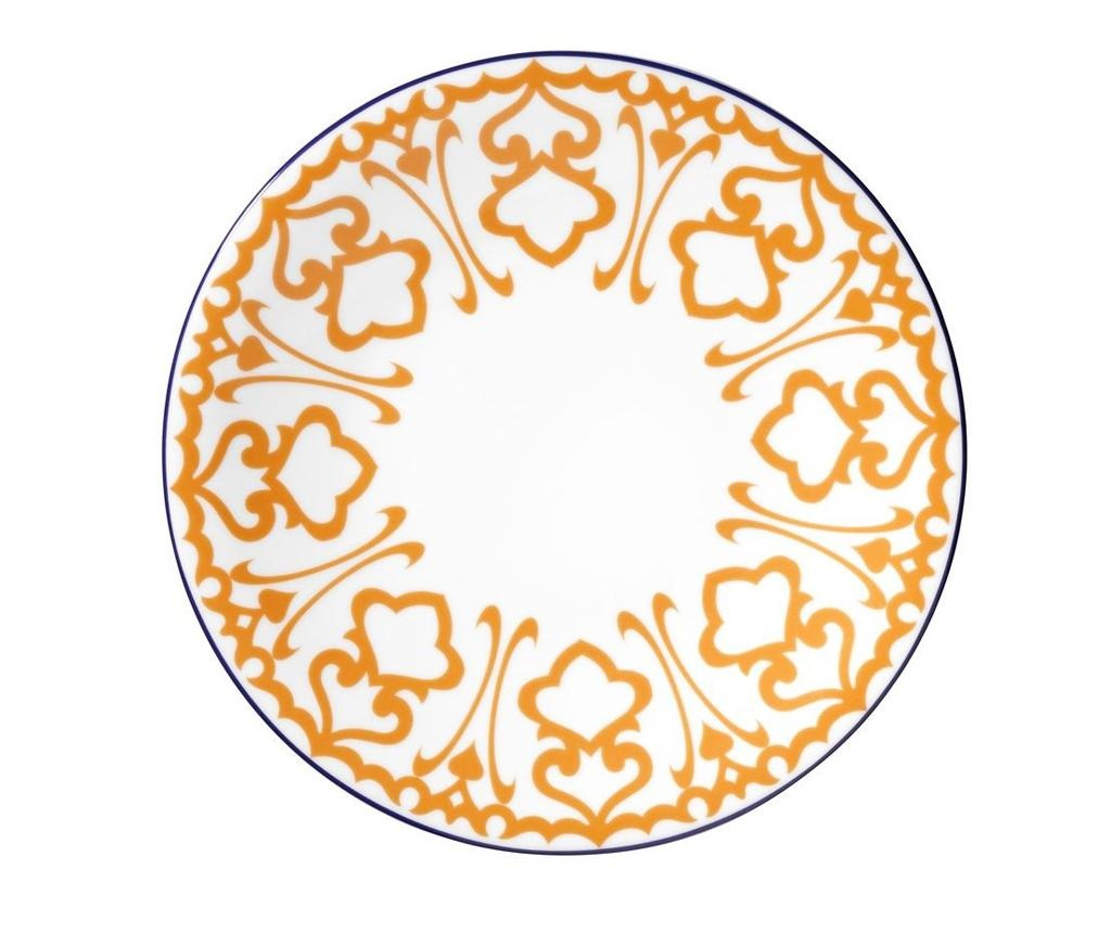 Сервиз за хранене 24 части Dinner Bianca