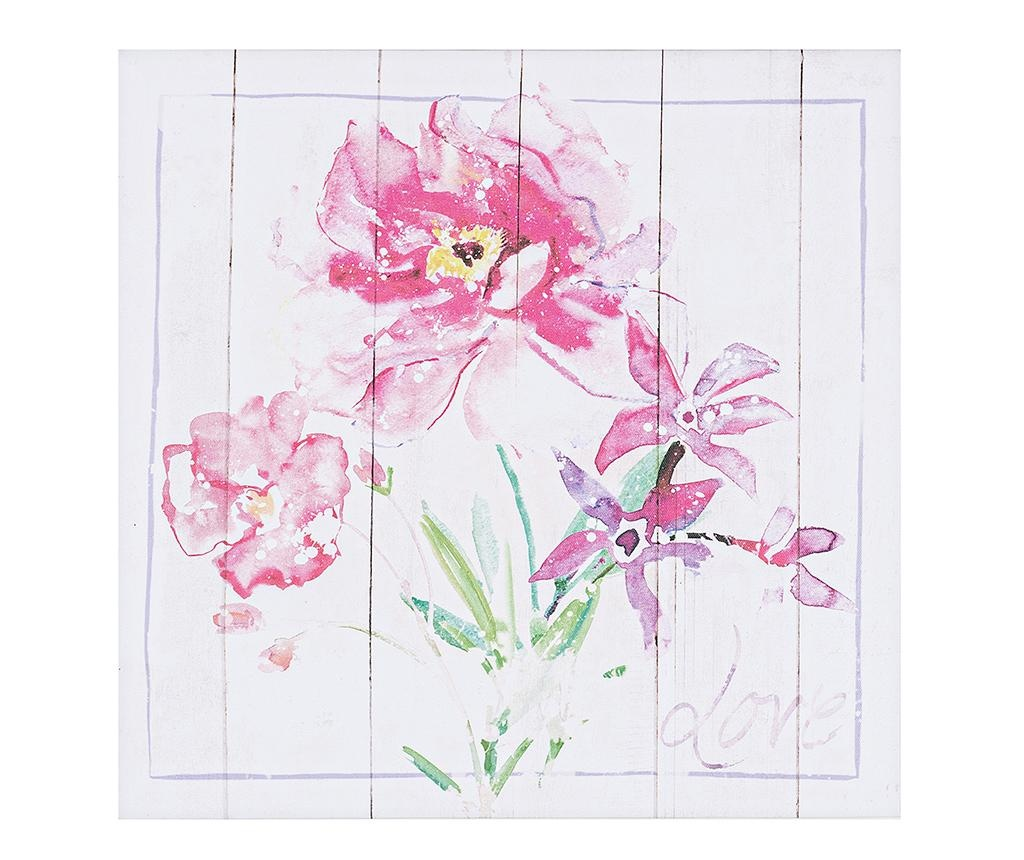 Slika Blumen Mood 40x40 cm