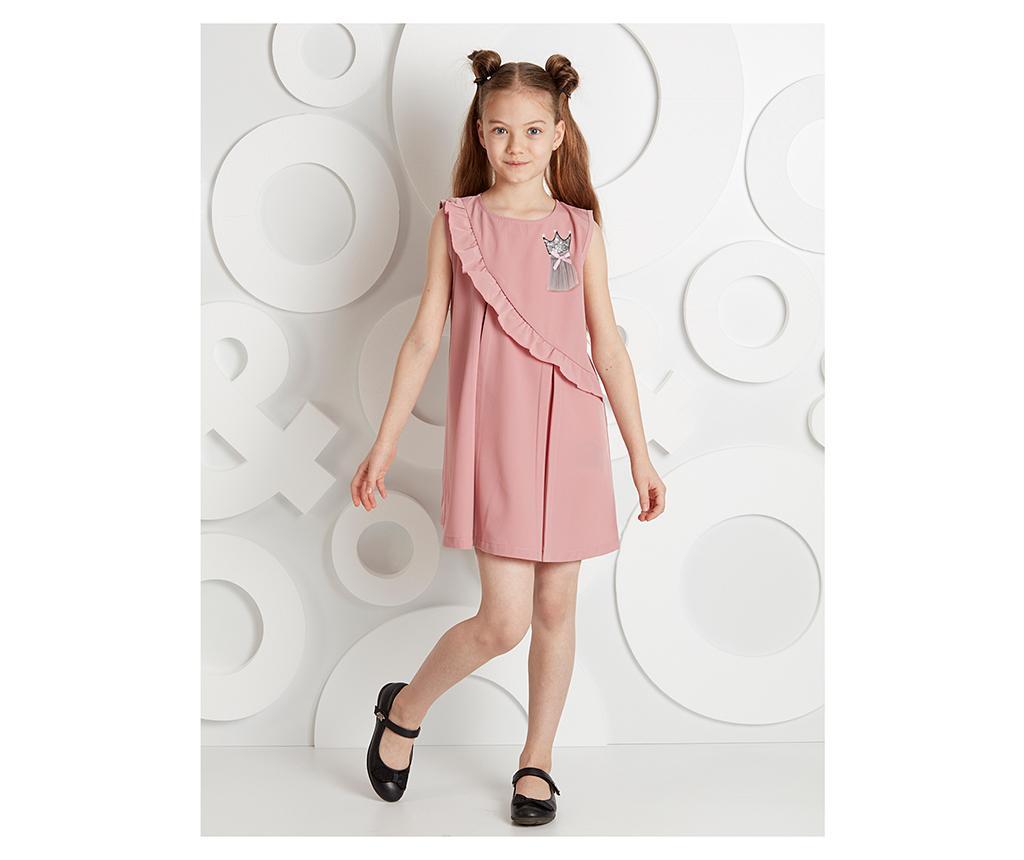Otroška obleka Crown 6 let