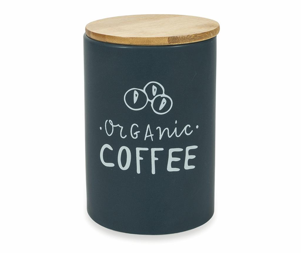 Recipient cu capac ermetic pentru cafea Natural