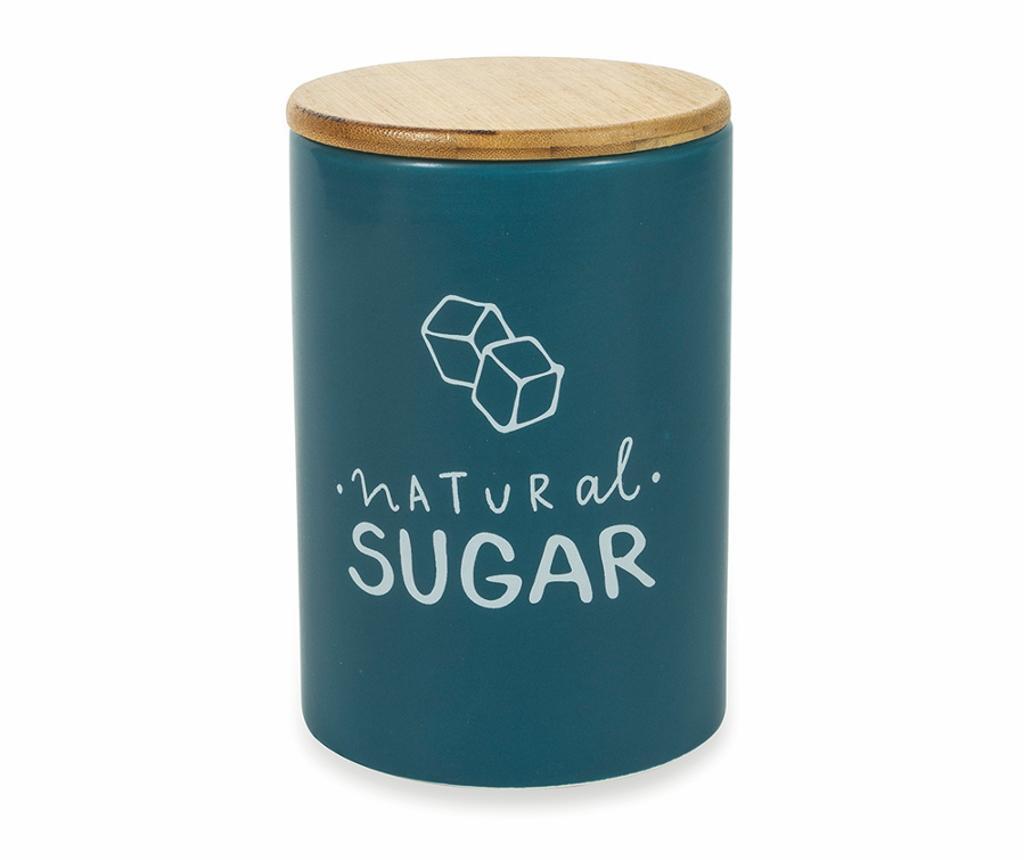 Posuda za šećer s hermetičkim poklopcem Natural
