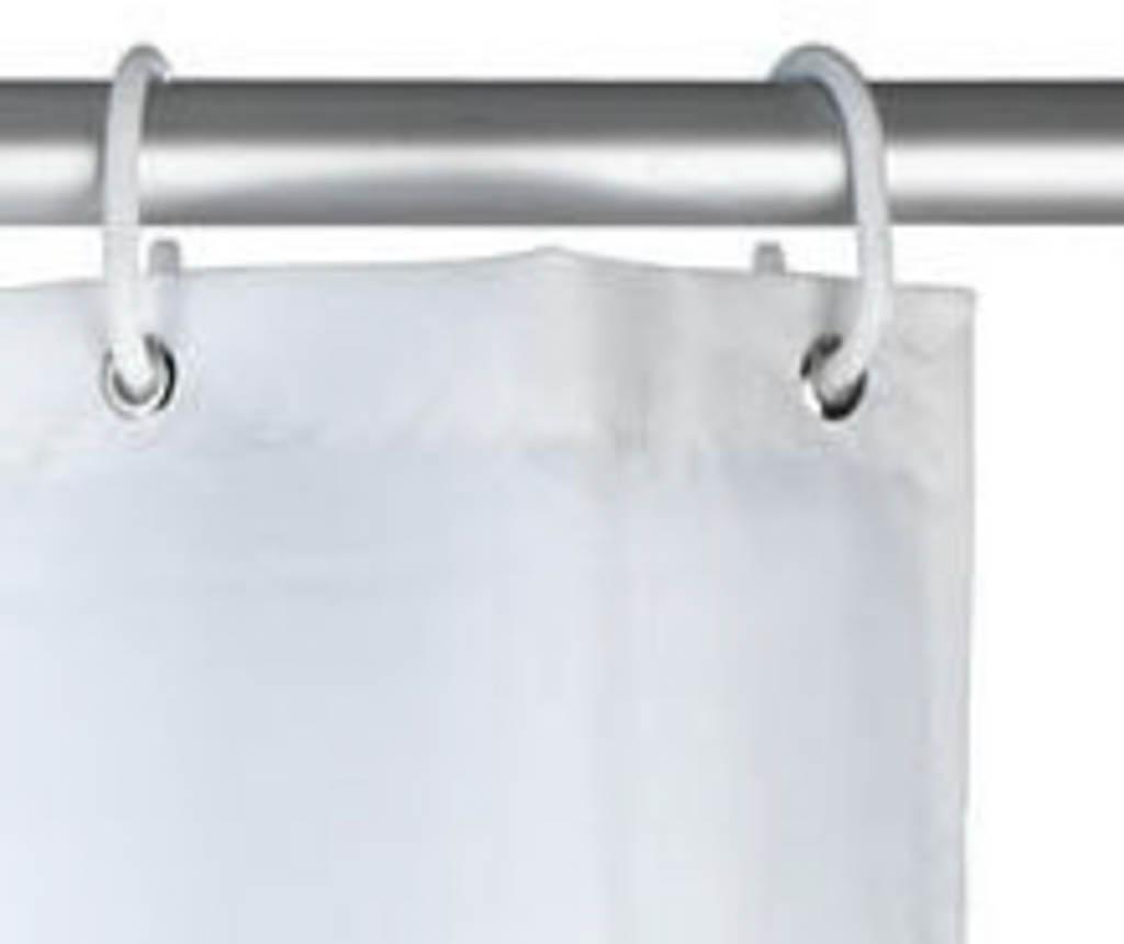 Zasłona prysznicowa Barry White 180x200 cm