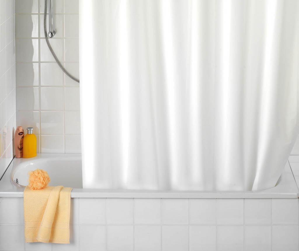 Zavesa za prho Fresh White 180x200 cm