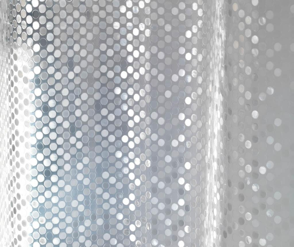 Zavesa za prho Stamp 3D 180x200 cm