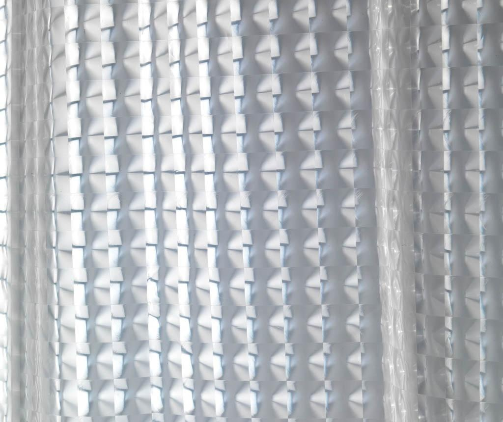 Zavesa za prho Disco 3D 180x200 cm