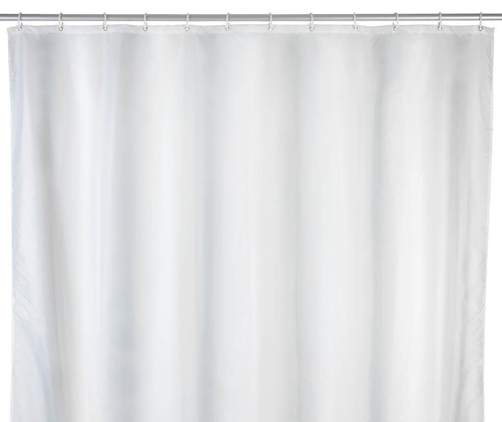 Zasłona prysznicowa Carry White 180x240 cm