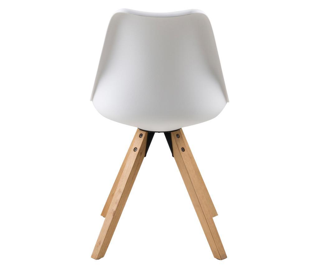 Set 2 stolice Dima White