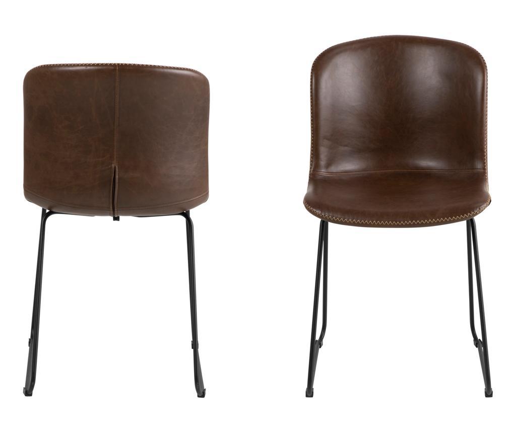 Sada 2 židlí Story Nay Brown