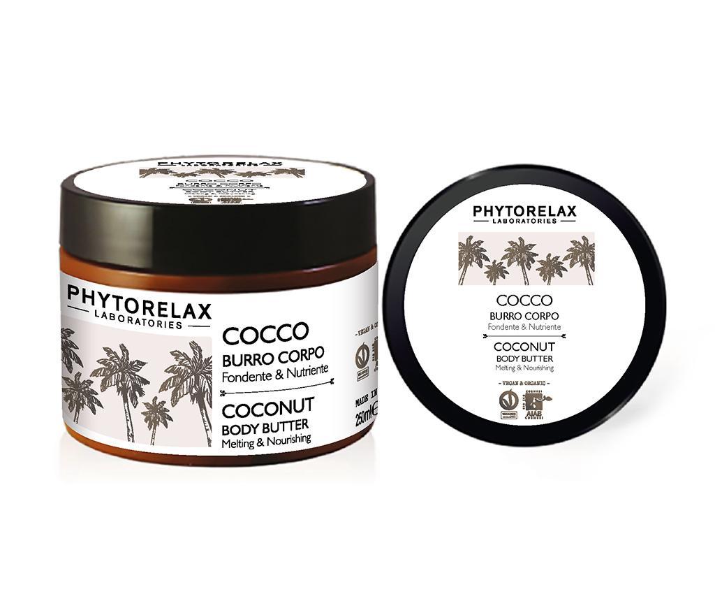 Unt de corp Phytorelax Coconut 250 ml