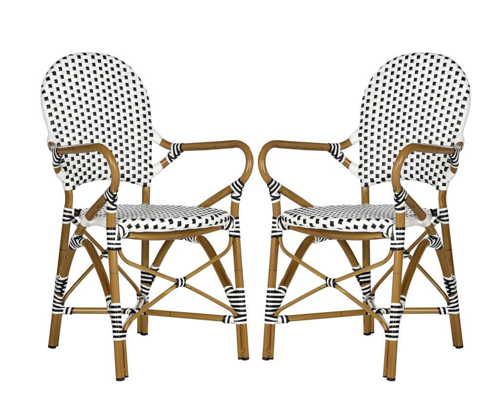 Carla Blacks 2 db Kültéri szék