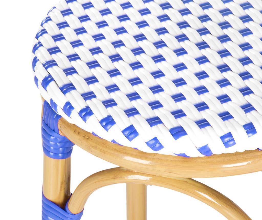 Stolica za vanjski prostor Salerno Blue