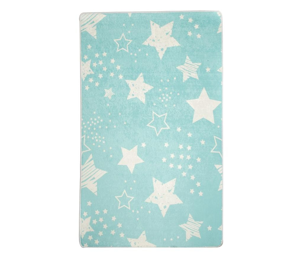 Tepih Stars Blue 100x160 cm