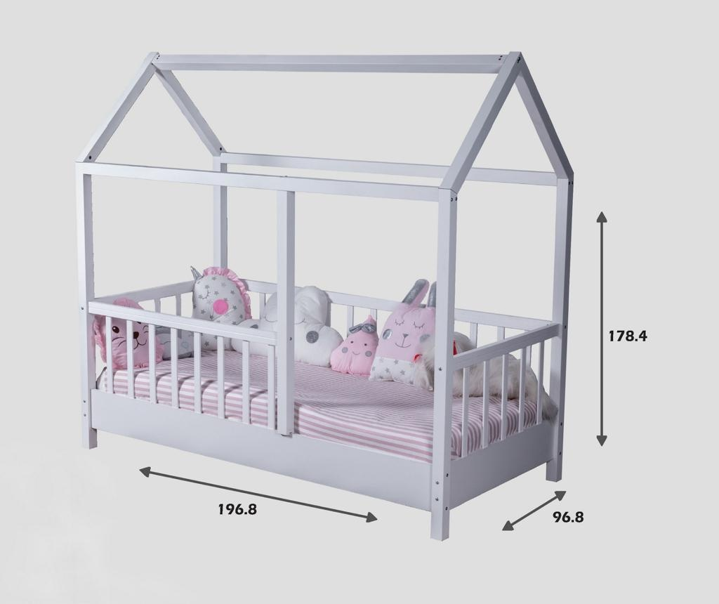 Dječji krevet House 90x190 cm