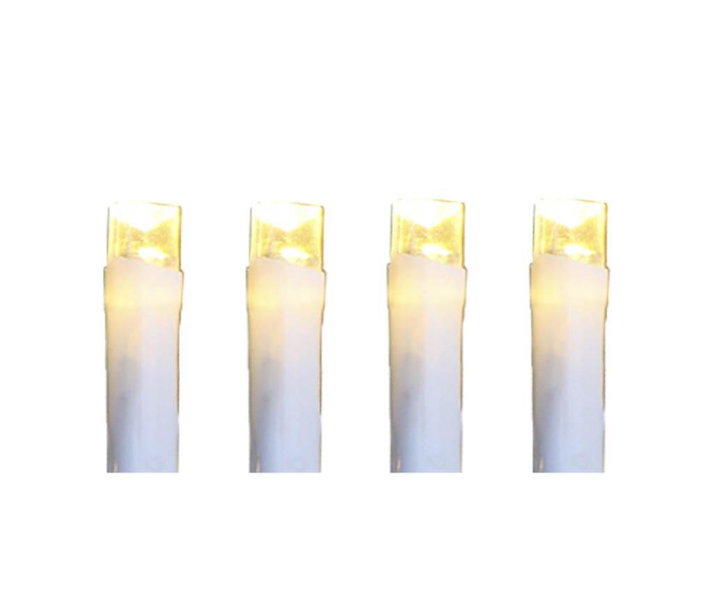 Ghirlanda luminoasa pentru exterior Warm Extra 500 cm