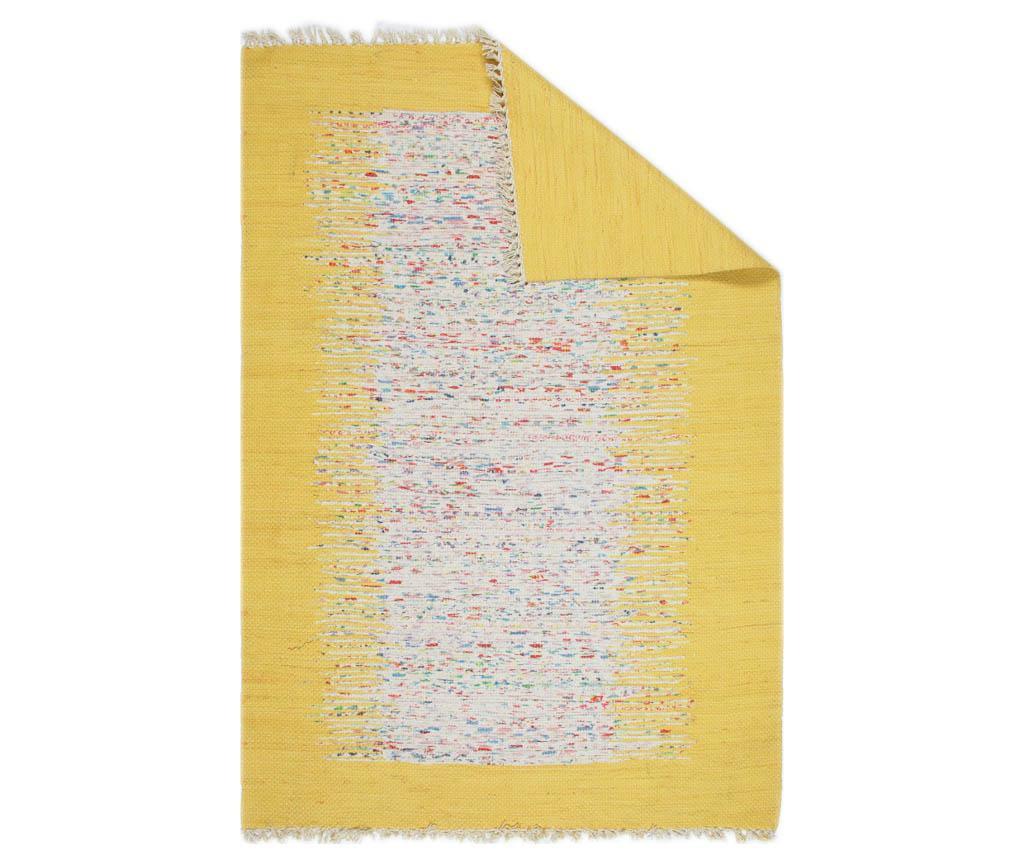 Dywan Sprinkle Yellow 80x150 cm