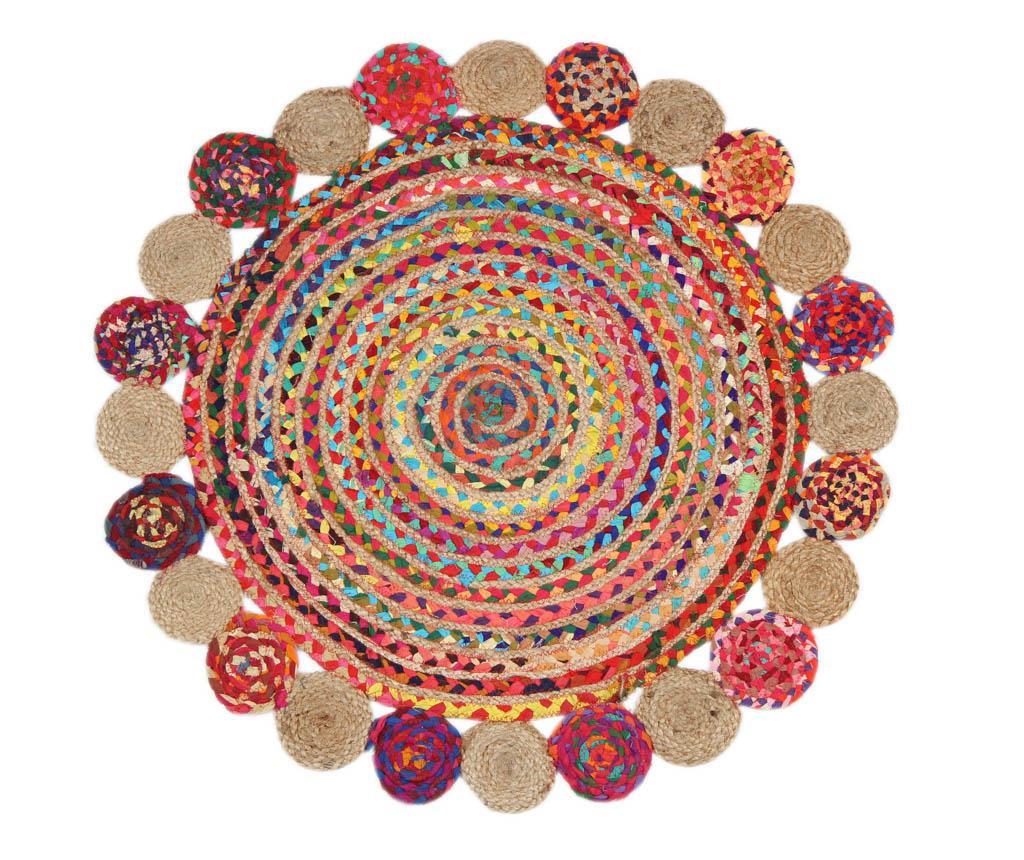 Tepih Spiral Multi 90 cm