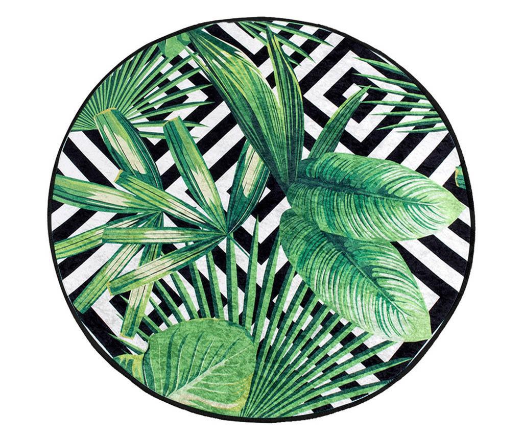 Tropical Vibes Fürdőszobai szőnyeg 100 cm