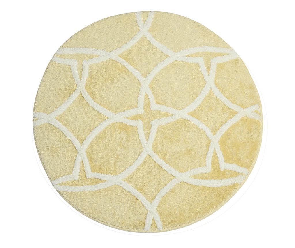 Sheila Cream Fürdőszobai szőnyeg 90 cm