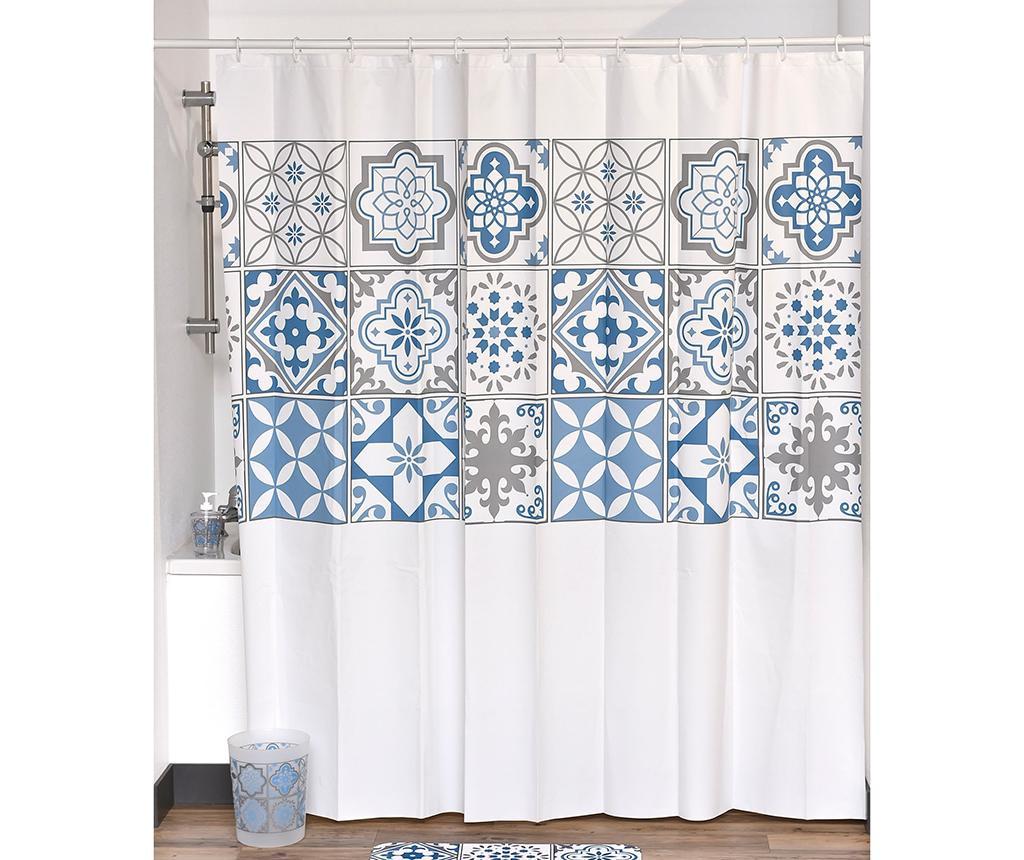 Zavesa za prho Leontine 180x180 cm
