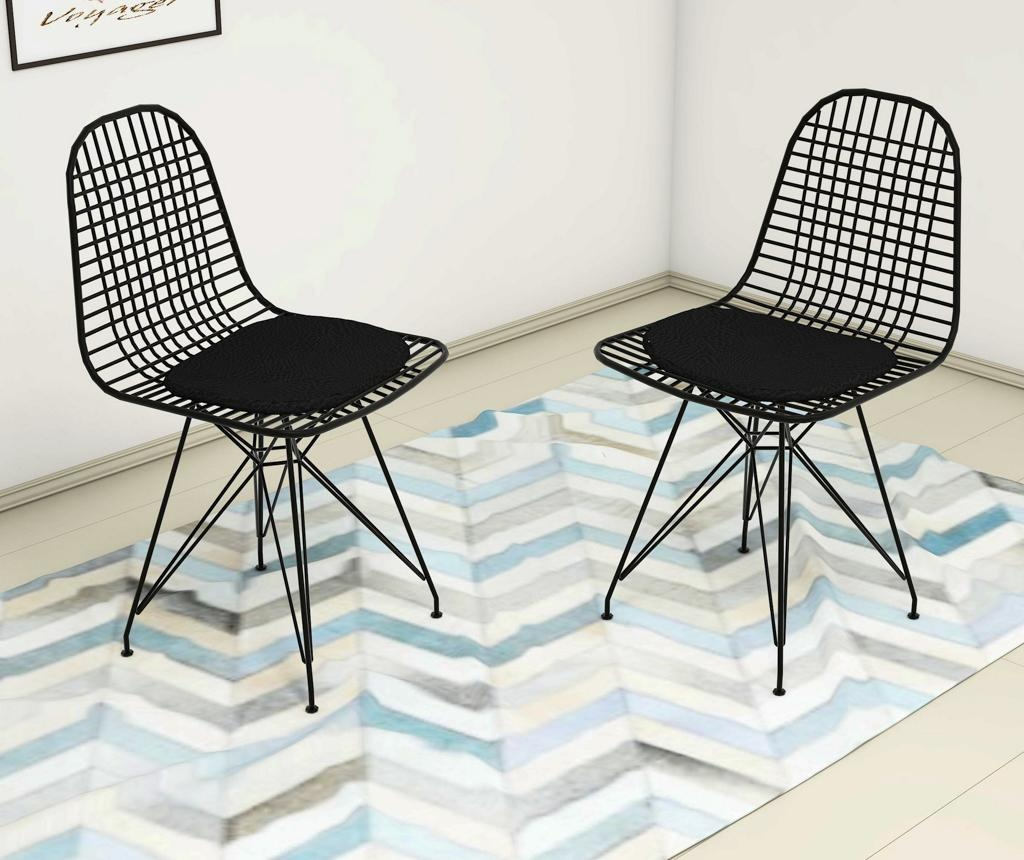 Set 2 scaune Kafes