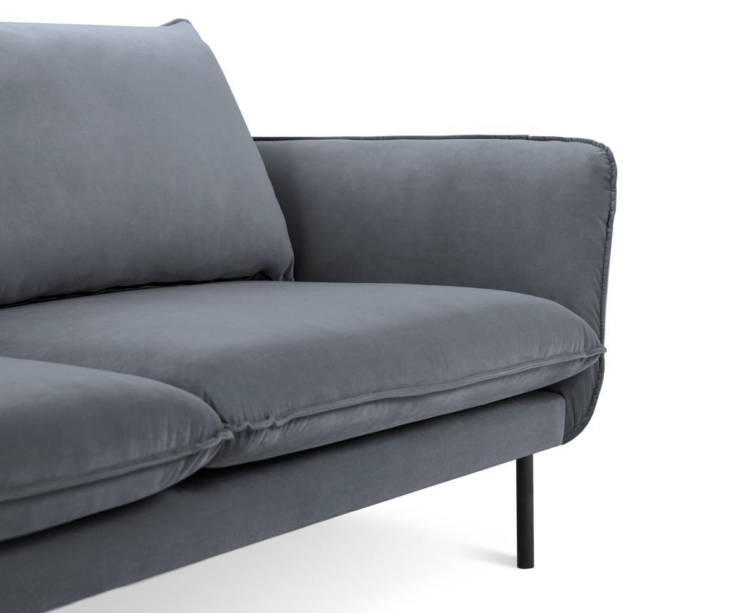 Kauč trosjed Vienna Grey