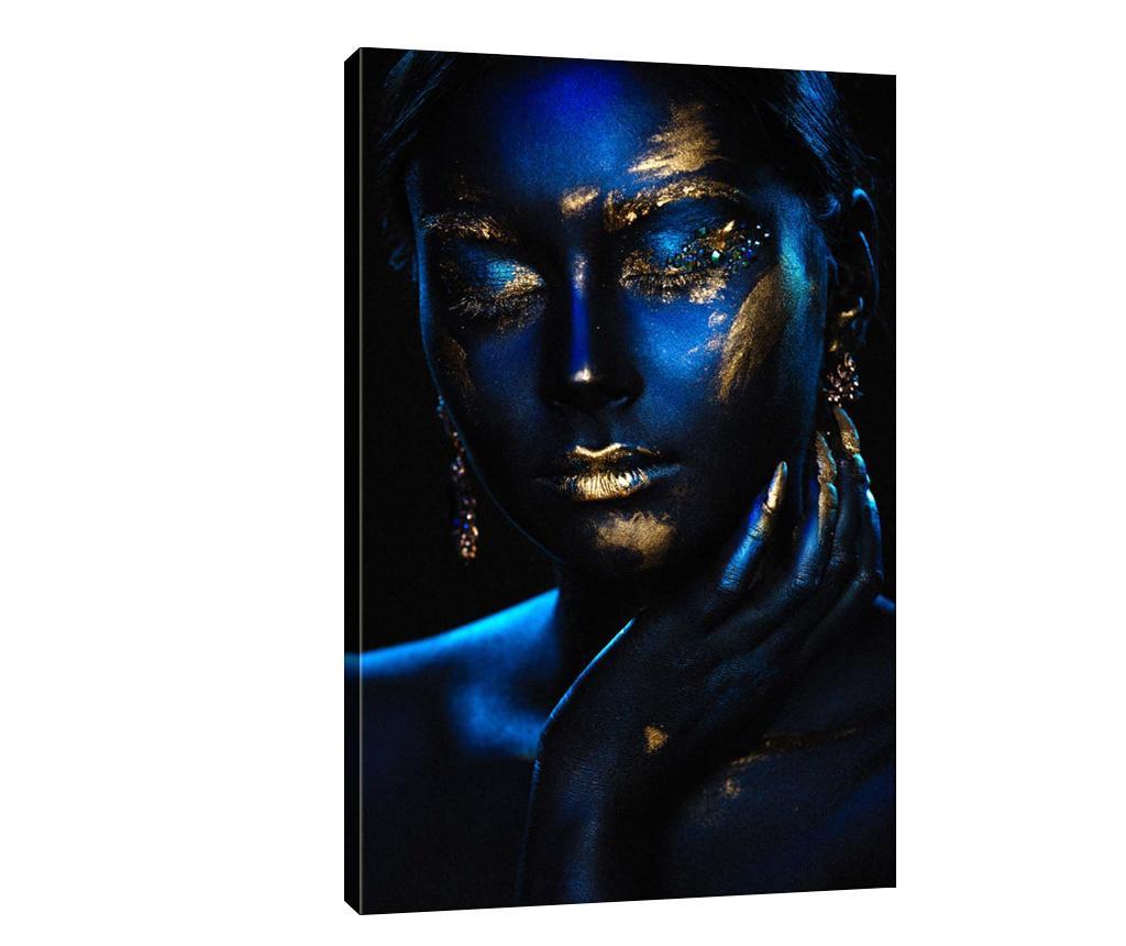Slika Royal Blue 70x100 cm