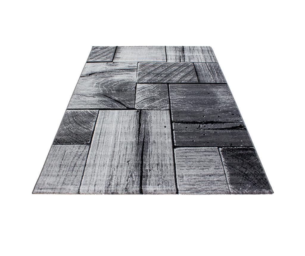 Parma Vibe Black Szőnyeg 200x290 cm