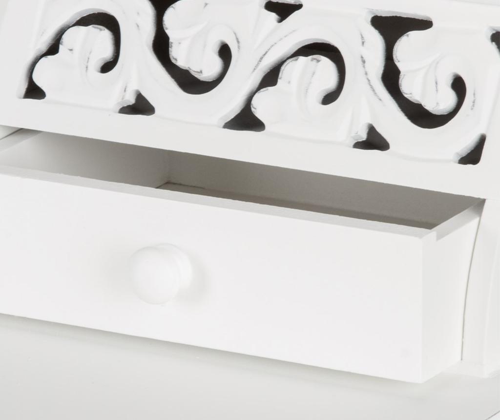 Toaletna mizica Romantic