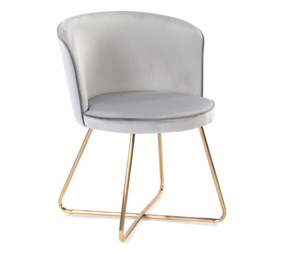 Stolica Daisy Light Grey