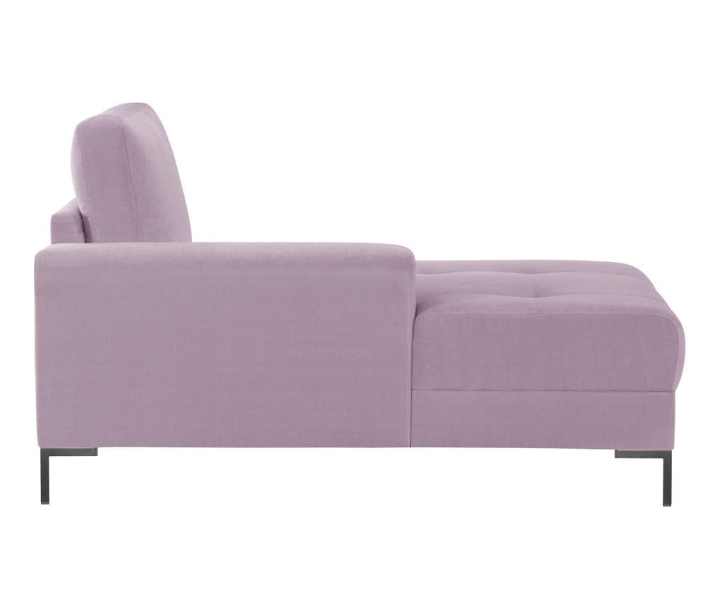 Levi počivalnik za dnevno sobo Harmony Lavender